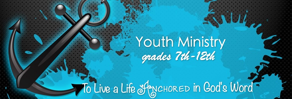 Anchored In Christ Website Banner